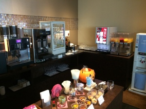 Makanan TIAT Lounge Annex