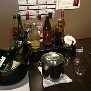 Minuman TIAT Lounge Annex (Khmar, bikin mabok)